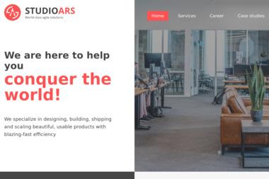 Rafał Książek F.H.U. Studioars - Strony internetowe Wadowice