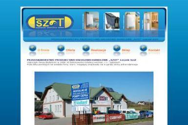 Szot Leszek. Instalacje sanitarne, instalacje hydrauliczne, instalacje grzewcze - Instalacje sanitarne Poczta Czchów