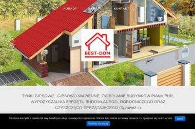 Best-dom - Ocieplanie Pianką WYSOKA