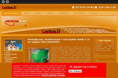 PHU Carbon II Michał Suski - Urządzenia, materiały instalacyjne Łódź
