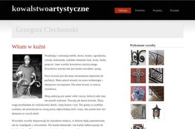 Ciechomscy Grzegorz Ciechomski - Schody Płoniawy-Bramura