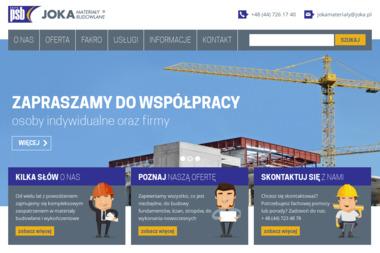 Joka Materiały Budowlane Sp. z o.o. - Pokrycia dachowe Tomaszów Mazowiecki