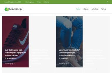 Limeline.pl - Programowanie Aplikacji Łódź