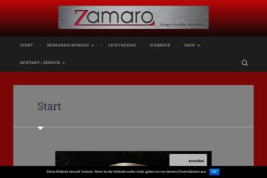 ZAMARO Agencja Reklamy - Opakowania Łódź