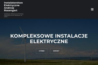 Instalatorstwo Elektryczne Andrzej Rosengart - Elektryk Reda