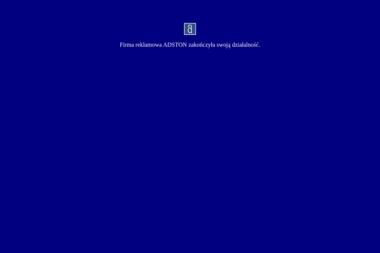 ADSTON Firma zakończyła działalność. - Urządzenia dla firmy i biura Bytom