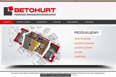 Betohurt - Dostawcy płyt G-K Psary