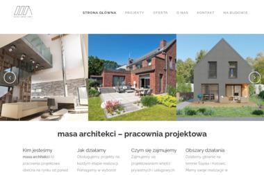 Masa architekci - Architekt Katowice