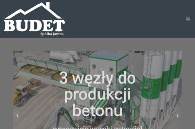 BUDET - Beton Legionowo