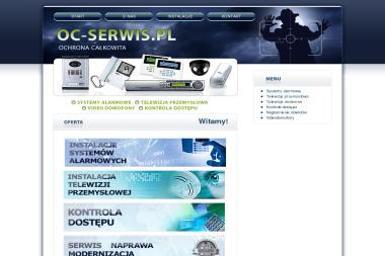 OC-SERWIS - Systemy elektroniczne Warszawa