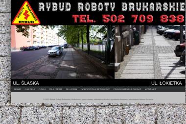 Rybud - Kamieniarstwo Szczecin
