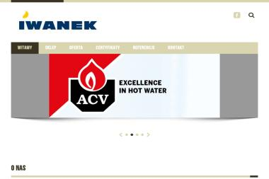 PHU Iwanek Danuta Pawlicka-Iwanek - Instalacje sanitarne Kaczory