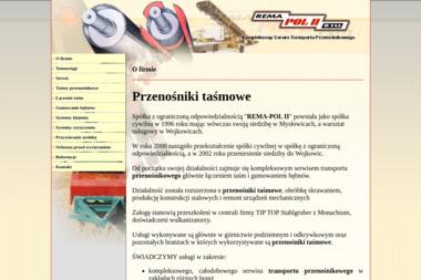 REMA-POL II Sp. z o.o. - Ekogroszek Wojkowice