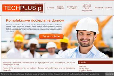 Tech-Plus - Malowanie Pokryć Dachowych Kraków
