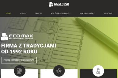 """""""ECO-MAX"""" - Remonty mieszkań JASTRZĄB"""