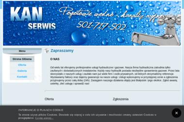 KAN-SERWIS KRZYSZTOF ZACHARCZUK - Remonty biur BIAŁYSTOK