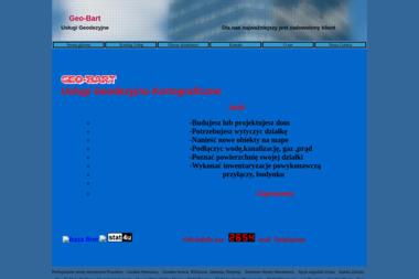 Geo-Bart Usługi Geodezyjne - Geodeta Łódź
