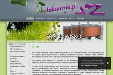 Przedsiębiorstwo Handlowo Usługowe Ekolakiernie Mateusz Suchcicki - Skład drewna Lwówek Śląski