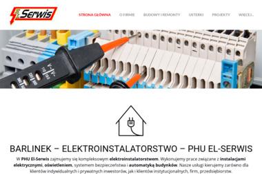 EL-SERWIS Zakład Usług Elektrycznych i Automatyki - Elektryk Barlinek
