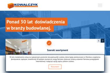 Kowalczyk Materiały Budowlane - Pokrycia dachowe Lublin