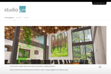 Studio 4m Architekci s.c. L. Łubowska, Z. Wesołowska - Dostosowanie Projektu Gdynia