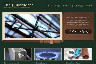 Usługi Remontowo-Budowlane - Domy pod klucz Pokrzywnica