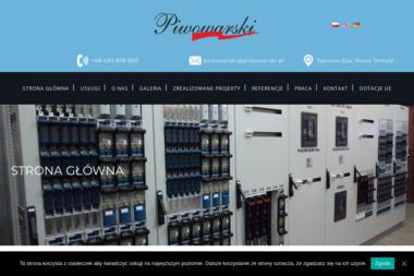 Zakład Instalatorstwa Elektrycznego Zbigniew Piwowarski - Firmy inżynieryjne Nowy Tomyśl