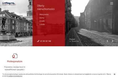 Integra Nieruchomości - Wynajem nieruchomości Poznań