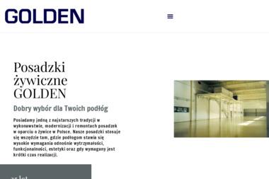 GOLDEN Posadzki - Wykonanie Posadzki Żywicznej Leszno