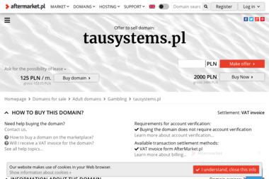 Tausystems Sp. z o.o. - Pozycjonowanie stron Szczecin