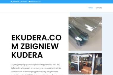 EKUDERA.COM JOLANTA KUDER SPÓŁKA KOMANDYTOWA - Piece Gazowe MOŚCISKO