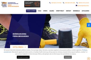 """Przedsiębiorstwo Remontowo Budowlane """"ELBUD"""" Eliasz Pietraszuk - Remonty mieszkań Biała Podlaska"""