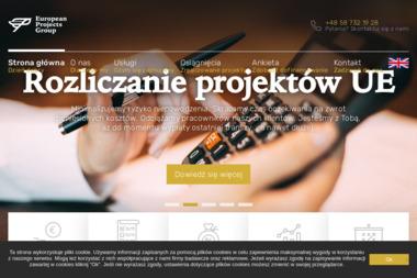 European Projects Group Sp z o.o. - Pisanie Biznes Planu Gdańsk