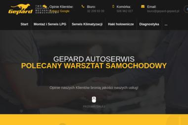 GEPARD AUTOSERWIS - Auto gaz Katowice