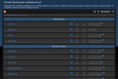 MediaHorse - Firma IT Nowy Sącz