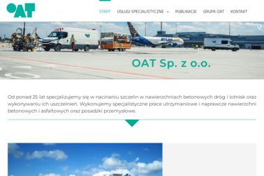 OAT Sp. z o.o. - Budowa dróg Ożarów Mazowiecki