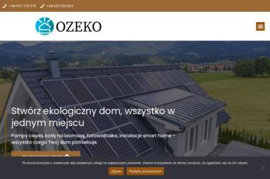 Ozeko Odnawialne Źródła Energii Jacek Kowański - Energia Odnawialna Sieroszewice