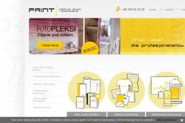 Print Terminal DRUKARNIA & STUDIO GRAFICZNE - Drukowanie Ulotek Poznań