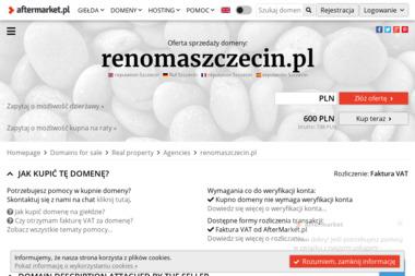 RENOMA Szczecińska Grupa Usługowa - Pompy ciepła 71-034 Szczecin