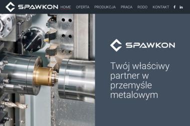 SPAW-KON - Konstrukcje stalowe Gorzów Wielkopolski