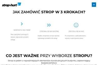 Strop-Hurt - Prefabrykaty Betonowe Sochaczew