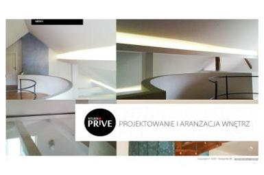 STUDIO PRIVE Anna Bąk - Projekty Domów Parterowych Lublin