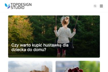 TOP Design studio - Projektowanie wnętrz  Dynów