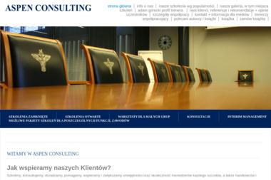 ASPEN CONSULTING - Kurs marketingu Osowiec