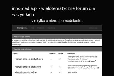 Innomedia - Agencja interaktywna Kleosin