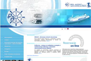 POL-AGENT Spółka z o.o. - Firma transportowa Świnoujście