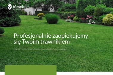 Trawnicom - Pielęgnacja Trawników Żołynia