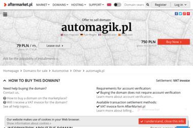 AUTOMAGIK - Firma Transportowa SIEMIANOWICE ŚLĄSKIE