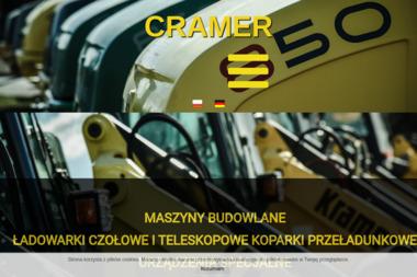 CRAMER - Sprowadzanie pojazdów 77-400 Złotów