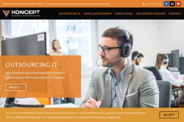 KONCEPT Systemy Informatyczne s.c. - Centrale Telefoniczne Łódź